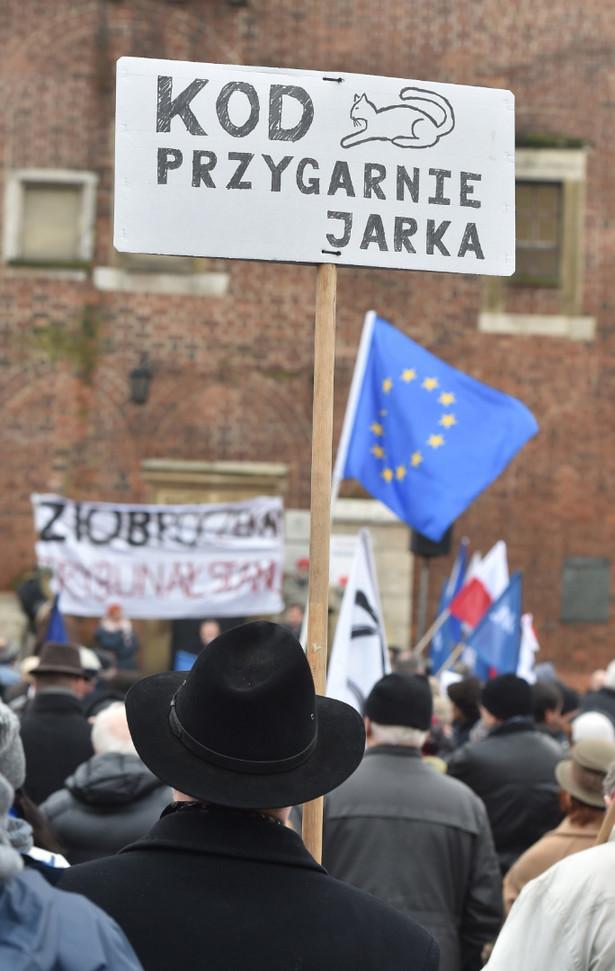 Demonstracja KOD