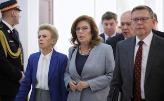 Kidawa-Błońska: Zamówioną przeze mnie opinię sporządził ekspert zewnętrzny, a nie BAS
