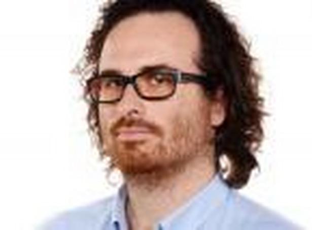 Łukasz Sternowski, członek zarządu Stowarzyszenia Sygnał
