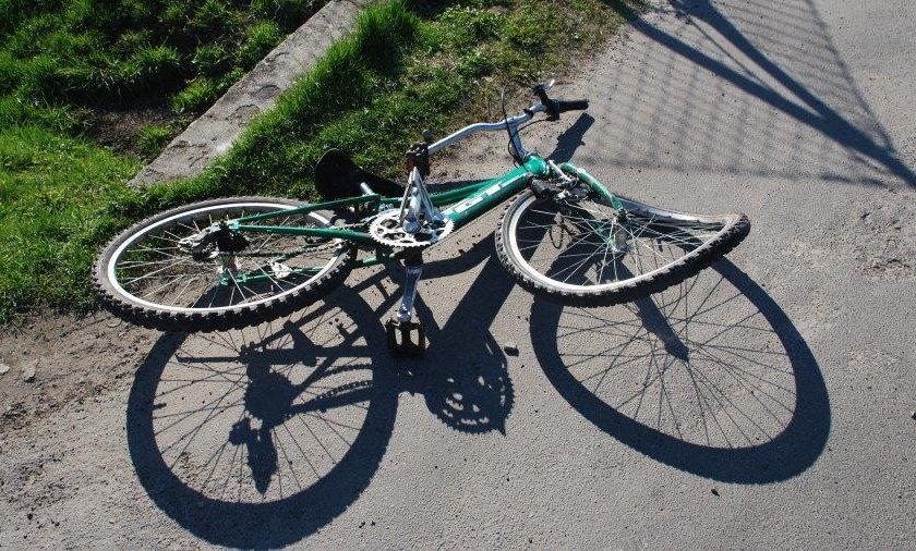 11-letni rowerzysta został poważnie ranny