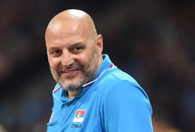 Aleksandar Đorđević, nekada košarkaški čarobnjak na terenu, sada strateg košarkaške reprezentacije Srbije