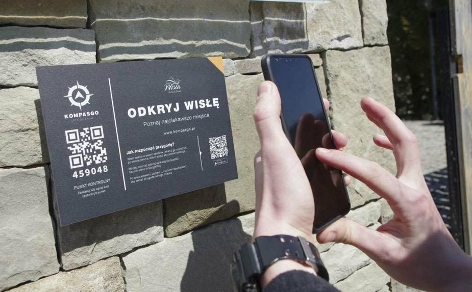 Nowa aplikacja dla turystów