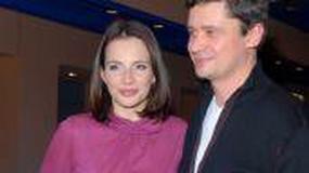 Anna Dereszowska w filmie u boku swojego partnera