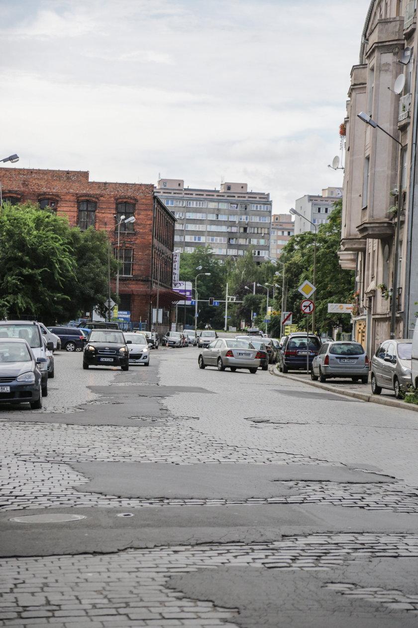 Ulica Sikorskiego