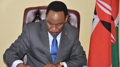 I am glad they sacked me- Ezekiel Mutua as he recalls the day he was fired by Nation Media Group