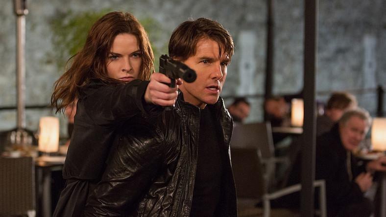 """Główną rolę kobiecą zagrała natomiast Rebecca Ferguson, którą można było wcześniej oglądać w """"Herculesie"""" i angielskiej wersji """"Wallandera"""""""