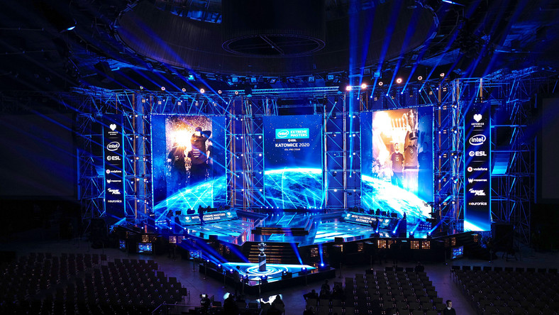 Mistrzostwa Świata w grach komputerowych Intel Extreme Masters w Katowicach