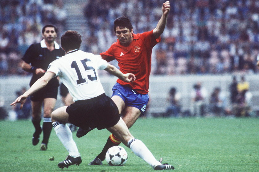 Andoni Goikoetxea zwany Rzeźnikiem z Bilbao