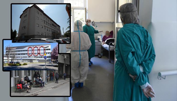 korona bolnica napadi RAS Tanjug Dimitrije Nikilic, Tanjug Jaroslav Pap, Mitar Mitrovic, Aleksandar Dimitrijevic,