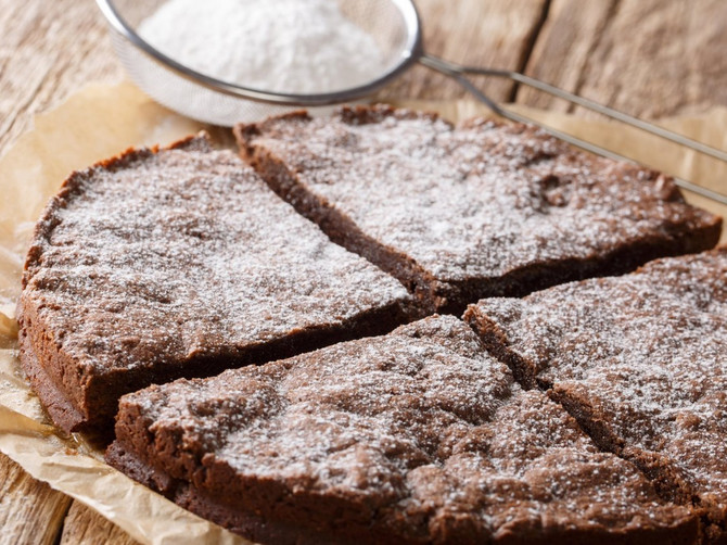 Tradicionalni švedski kolač kladdkaka