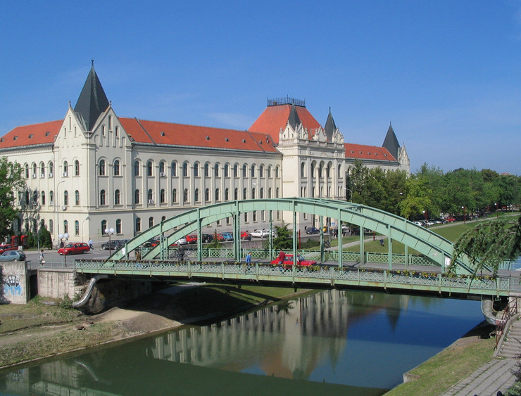 Zrenjanin Mali most sada najstariji