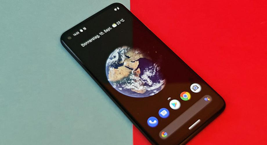 Google Pixel 4a im Test: Klein aber oho!