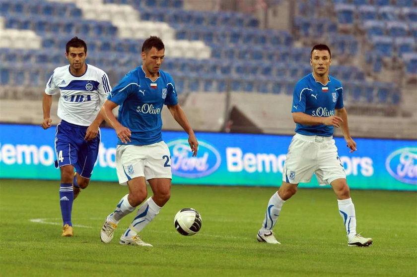 Lech - Inter Baku