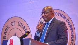 Veep Dr Mahamudu Bawumia