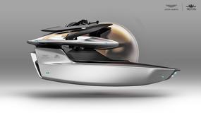 Aston Martin stworzy łódź podwodną
