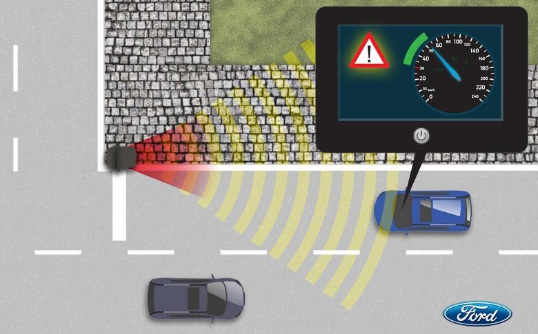 Oto jak działa asystent zielonej fali. Komunikacja samochodu z sygnalizacją świetlną