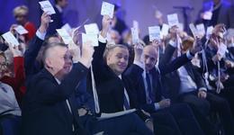 Rada Krajowa PO wybrała nowy zarząd partii