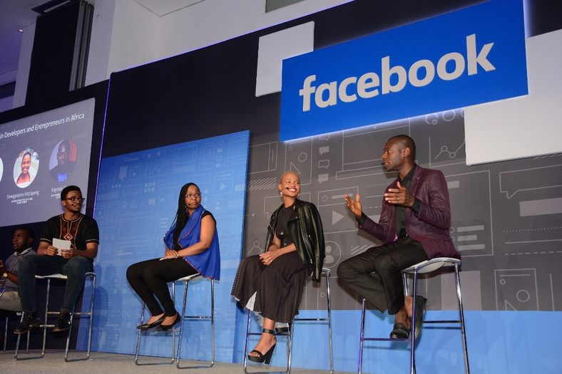 Facebook's first 'Facebook iD8 Nairobi' conference (courtesy)