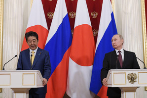 Abe i Putin odlučni da pronađu rešenje za Kurilska ostrva