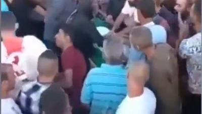 'Dead' Muslim man wakes up while inside coffin and about to be buried (video)