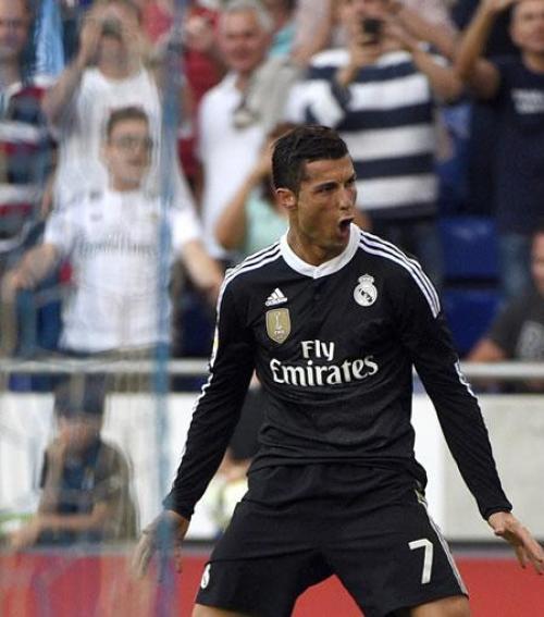 Így kapcsolódik ki Cristiano Ronaldo a szerelmével