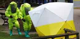 Atak chemiczny na byłego szpiega. Setki ludzi muszą zniszczyć ubrania. Są wściekli!