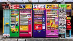 Zwariowane automaty z kraju samurajów