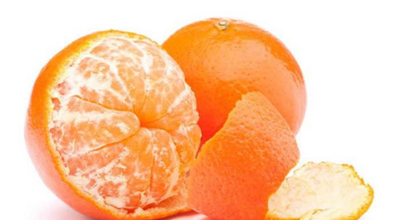 Tangerine peels has a lot of beauty benefits you don't probably know