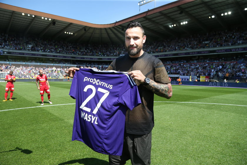 Marcin Wasilewski doceniony przez Anderlecht Bruksela