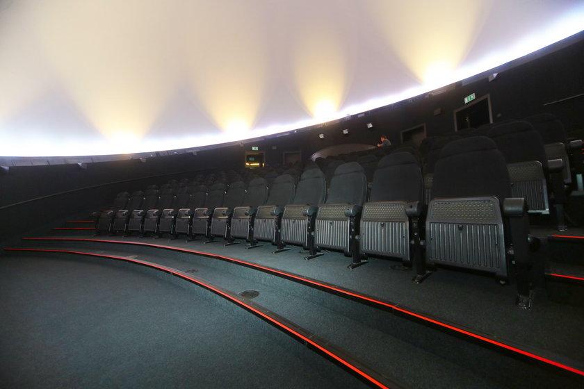 Planetarium EC1 w Łodzi