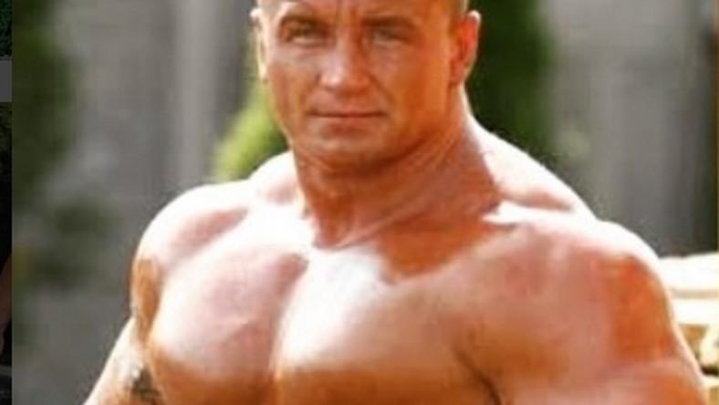 Mariusz Pudzianowski jest zawodnikiem mieszanych sztuk walki (MMA), wcześniej utytułowany strongman i rugbysta.