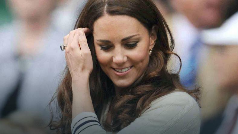 c4e469458e Kate Middleton niespodziewanie pojawiła się w towarzystwie królowej ...