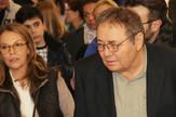 "Srđan - Điđa Karanović, Projekcija filma ""Jagode u grlu"", Dvorana kulturnog centra"