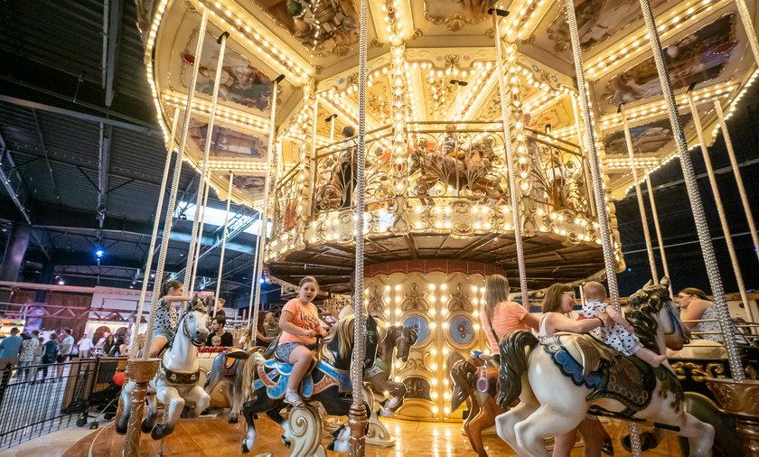 Mandoria - nowy park rozrywki w Rzgowie. Ale zabawa!