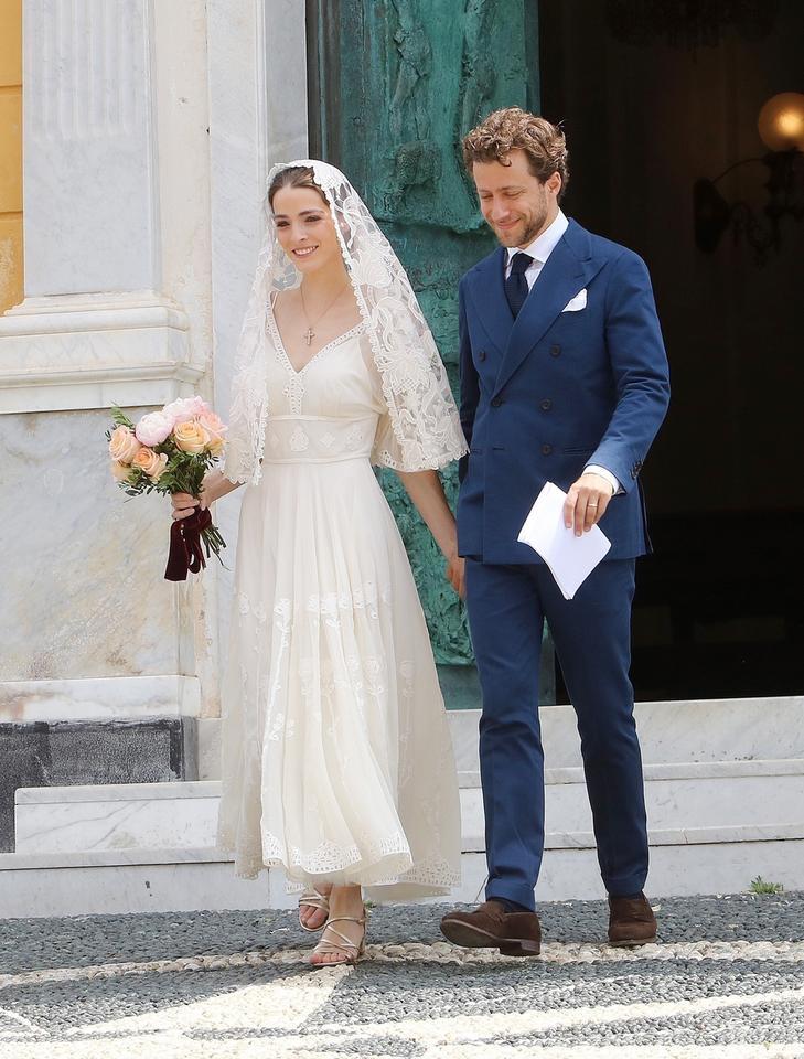 Córka Anny Wintour Wzięła ślub W Bajkowym Positano Plejadapl