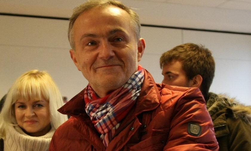 Wojciech Szczurek oddaje głos