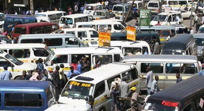 Matatus risk deregistration for not following rules to curb coronavirus