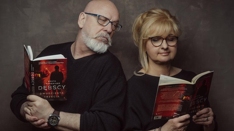 Beata i Eugeniusz Debscy