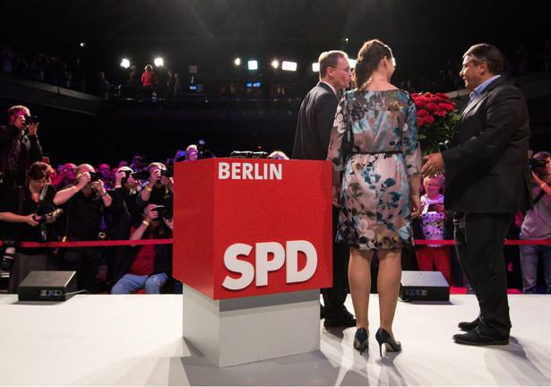 SPD wygrała w niedzielę wybory do Izby Deputowanych Niemiec