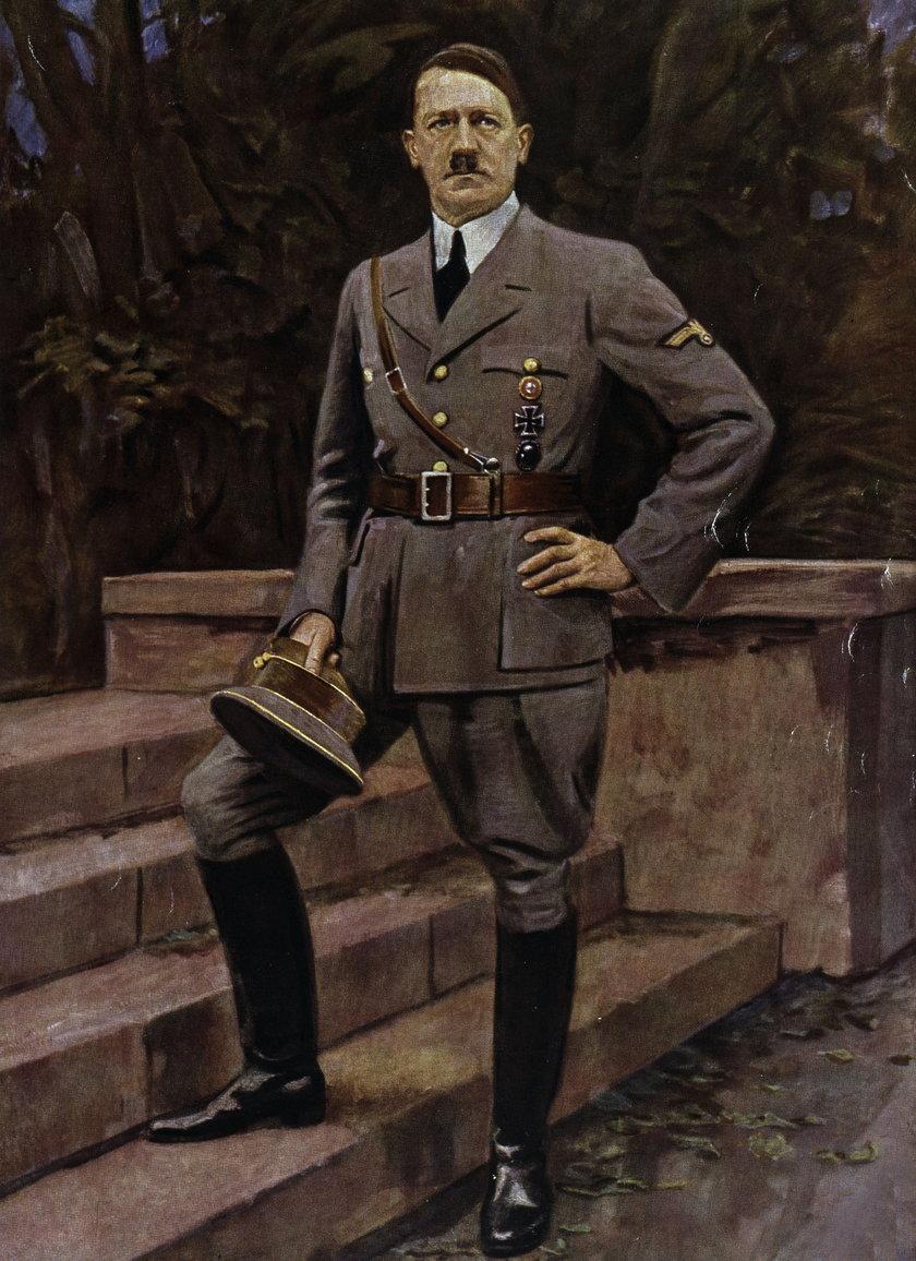 Obrazy Hitlera