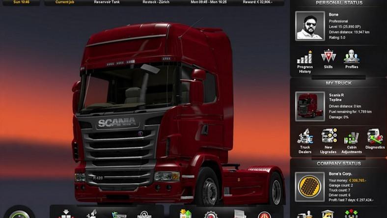 Recenzja: Euro Truck Simulator 2