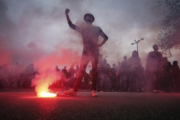 Francuska, neredi