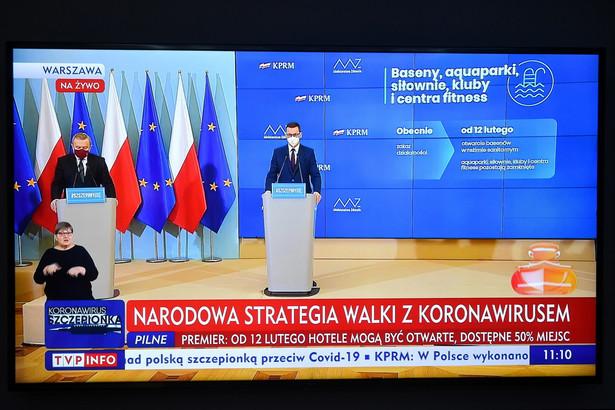 Branża fitness i gastronomiczna domagają się od premiera Morawieckiego szczegółowego planu odmrażania gospodarki