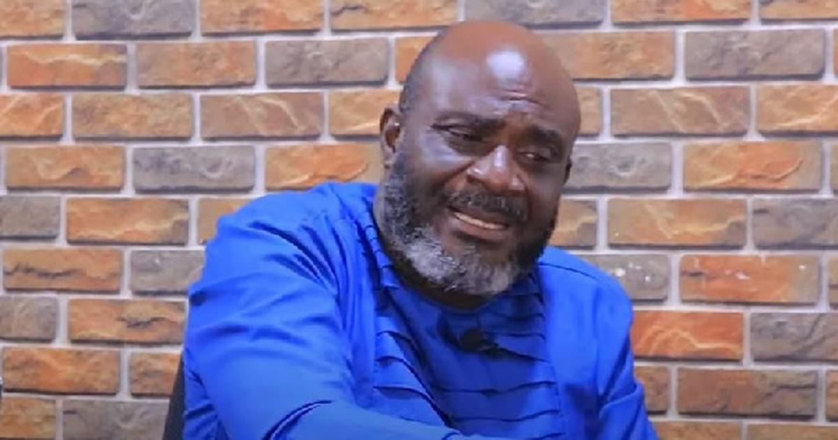 'I was sacked from job interview because I stole chicken in TV advert' - Nii Saka Brown