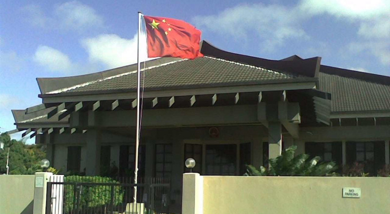 Nigerians have no basis for legal action against China over COVID-19 - Embassy