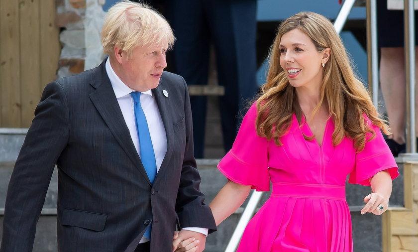 Johnsonowie spodziewają się drugiego dziecka na Gwiazdkę.