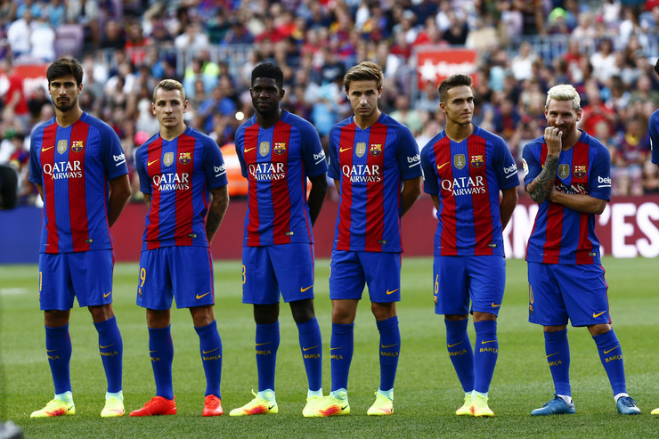 Denis Suarez dok je nosio dres Barselone