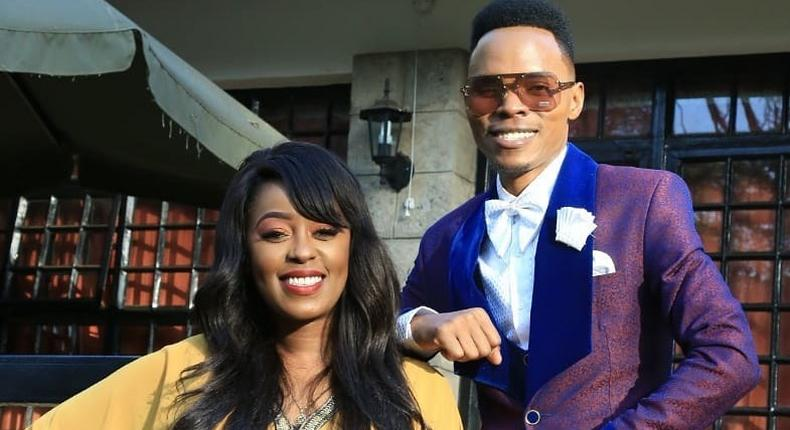 Lilian Muli features in Stephen Kasolo new song