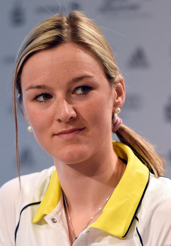 Piękne narciarki na mistrzostwach świata w Falun - Sport