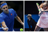 Serena Vilijams, Rodžer Federer